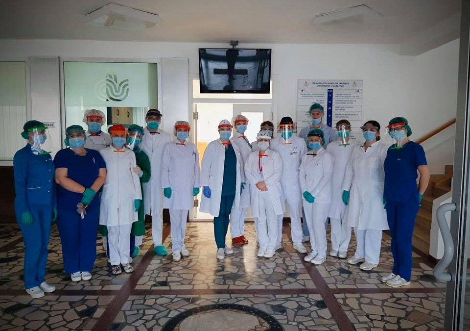 Humanitarna akcija – Besplatna izrada zaštitnih vizira za medicinare u vrijeme svjetske pandemije virusa COVID-19